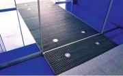 Tapis d'accueil antidérapant - Epaisseur du tapis : 22 mm