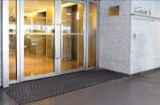 Tapis d'accueil pour commerce - Epaisseur du tapis : 17 et 22 mm