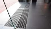 Tapis d'accueil pour entreprise - Epaisseur du tapis : de 10 à 27 mm