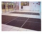 Tapis d'accueil professionnel - Épaisseur : 12 mm -  Tapis grattant / absorbant