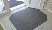 Tapis d'entrée absorbant - Epaisseur du tapis : de 7 à 10 mm