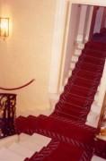 Tapis d'escalier hand tuft