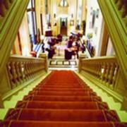 Tapis d'escalier pour club