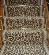 Tapis d'escalier pour Hôtels - Collection wild life