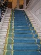 Tapis d'escalier pour mairie