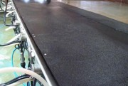 Tapis de circulation bovins - Tapis caoutchouc plaque puzzle surface ergonomique