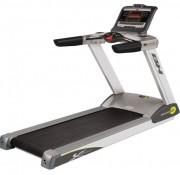 Tapis de course vitesse 20 km/h - Tapis sport avec système d'amortissement 8 élastomères