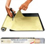 Tapis de cuisson en silicone - Dimensions rouleau (L x l) mm : 325 x 2650