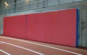 Tapis de réception course intérieur - Matière : Polyester