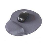 Tapis de souris ergonomique - Dimensions (L x P x H) : 225 x 275 x 20 mm