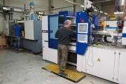 Tapis de travail anti fatigue moulé - Dimensions : L 500 x l 500 x E 23 mm