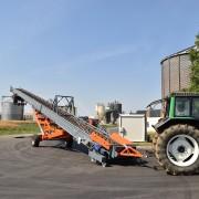 Tapis élévateur agricole - Longueur : 6 à 30 m