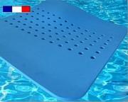 Tapis flottant piscine