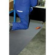 Tapis isolant électrique de travail - Dimensions (L x l) : 1 x 10 m