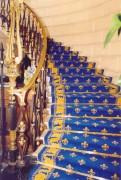 Tapis marche d'escalier