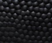 Tapis martelé en caoutchouc - Hauteur : 2000 mm - Epaisseur : 10 mm