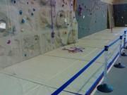 Tapis mur d'escalade - Dimensions : 2 x 2.5 m