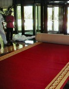 Tapis rouge pour hotel - Collection VIP
