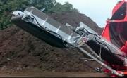 Tapis séparateur balistique - Le tapis balistique un convoyeur à bande plus court,
