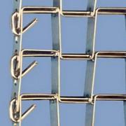 Tapis transporteur fil plat - Performance de haute résistance