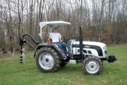 Tarière pour tracteur