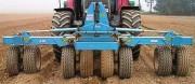 Tasse avant à 12 roues - Tasseur à pneus Sumosaure Mammouth