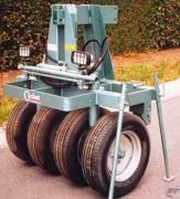 Tasse avant à 4 roues - Tasseur à pneus super XLRH