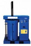 Tasseur de déchets 100L - Force de compression Jusqu'à 3.5 tonnes