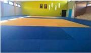 Tatamis de judo avec ou sans antidérapant - Coins thermo soudés - Coins collés (coton)