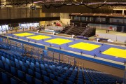 Tatamis Judo - Longueur: 2000/1500/1000 mm Tol. +/-3 mm