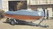 Taud de bateau - Sellerie