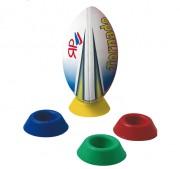 Tee rugby PVC - 4 couleurs disponibles : Jaune - Rouge - Vert - Bleu