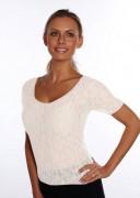 Tee shirt anti transpirant femme - 100% Polyester