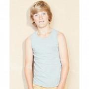 Tee shirt avec flocage pour enfant - 100% coton peigné ringspun