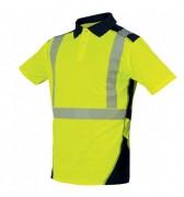 Tee shirt de signalisation rétroréfléchissant - Tailles : S à XXXL