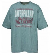 Tee Shirt imprimé Caterpillar
