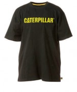 Tee shirt manches courtes Caterpillar