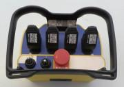 Télécommande pour grues électriques - Sans fil - Jusqu'à 16 fonctions