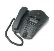 Téléphone 2 lignes analogiques pour téléconférence