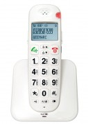 Téléphone amplifié sans fil - Ce téléphone existe en version duo