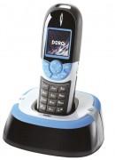 Téléphone antichoc sans fil Doro - Autonomie en conversation10 heures