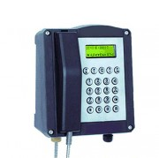 Téléphone ATEX antidéflagrant - Résistance : Haute température - Humidité - Acides - Eau de mer