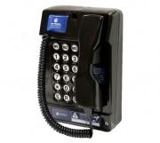 Téléphone ATEX filaire VoIP Zone 1 -  Téléphone ATEX filaire VoIP Cordon spirale 18 touches
