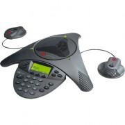 Téléphone de conférence - 2 micros aditionnels