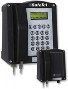 Téléphone étanche ATEX - Sonnerie : 10 mélodies de 90 dB(A) à 1 mètre