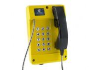 Téléphone étanche robuste IP65   - Téléphone étanche  IP65 pour environnement agressif