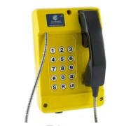 Téléphone étanche robuste VoIP   - Téléphone étanche robuste VoIP COMMANDERVOIP