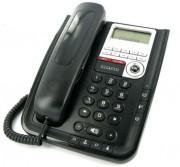 Téléphone filaire Alcatel avec haut-parleur - Ecran LCD 3 lignes
