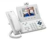 Téléphone filaire IP cisco avec caméra - Caméra pour communications vidéo