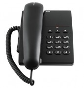 Téléphone fixe avec témoin lumineux d'appel